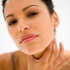 Cómo detener la hinchazón de la garganta para que no se cierre