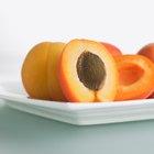 Frutas y vegetales que contienen vitamina B17