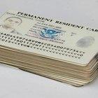 ¿Qué documentos necesito reemplazar para mi tarjeta verde perdida o vencida?