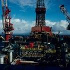 Tipos de equipos de perforación de petróleo