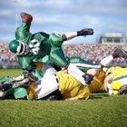 Requisitos para jugar fútbol americano universitario