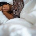 Posiciones para dormir con la espalda lastimada