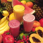 Types of Fruit Smoothies