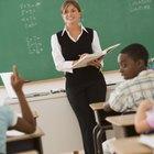 Los escalones de grado salarial para maestros en Texas