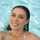Práctica de natación durante el periodo menstrual