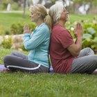 Posturas de yoga para la presión sanguínea alta