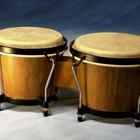 ¿De qué están hechos los bongos?