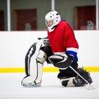 Lesiones de rodillas en arqueros de hockey