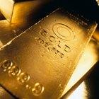 Cómo derretir las joyas de oro y separar la aleación