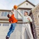 Ejercicios en el hogar para mejorar en baloncesto