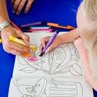 Tipos de crayolas
