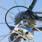 ¿Cómo trabaja una bicicleta de 21 velocidades?