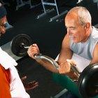 Entrenamientos de fuerza para hombres mayores de 50