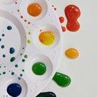 Cómo mezclar colores primarios para crear otros
