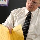 Cómo calcular un promedio de notas de escuela secundaria con puntos de calidad