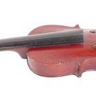 Cómo identificar un violín Steiner