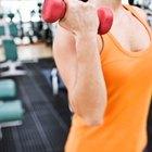 Entrenamiento de Circuito de cuerpo completo para la mujer