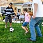 Juegos de fiestas para niños que gustan del soccer