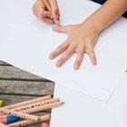 Instrucciones para hacer figuras con papel para niños