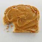 Cómo comer mantequilla de cacahuete para aumentar de peso