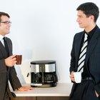 Calorías que contiene una taza de café