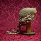 British Wigs in the 1700s