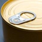 Los peligros del recubrimiento de una lata de aluminio