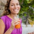 Las mejores comidas y frutas para hacer jugos