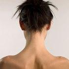 Tengo parches de piel seca en la espalda