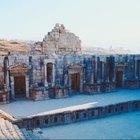 ¿Cuáles son las diferencias entre el teatro romano y el moderno?