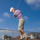 Cómo mejorar tu swing de golf si la bola sale baja y a la izquierda