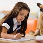 Cómo escribir cartas amistosas para niños