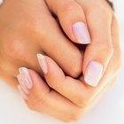 Razones y curas para las uñas partidas