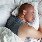 Calorías quemadas durante ocho horas de sueño