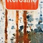 Propiedades del queroseno
