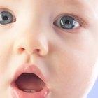 ¿Se les puede permitir a los bebés tomar agua de menta?