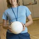 Ejercicios de pruebas de voleibol