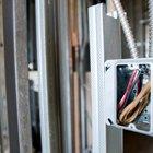 Cómo instalar un cable de tres puntas a una estufa eléctrica