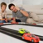 Cómo hacer una pista para autos de ranura HO