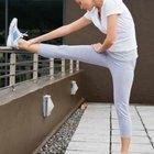 Estiramientos de piernas para aumentar la flexibilidad