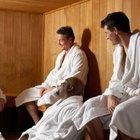 ¿Cuántas calorías se queman en un sauna de vapor?