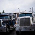 Sugerencias de regalos para un conductor de camiones