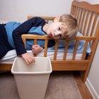 Vómito inexplicable en niños