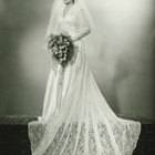 Wedding Dresses of the 1920s, 1930s & 1940s