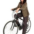 Cómo calcular la velocidad en las bicicletas