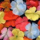 Storage Ideas for Artificial Silk Flower Supplies