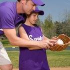Reglas de softbol de lanzamiento rápido para menores de 10 años