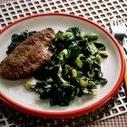 ¿De qué formas puedes cocinar el hígado para darle mejor sabor?