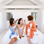 Wedding Processional Etiquette for the Maid & Matron of Honor