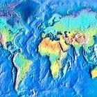 Cómo calcular los gradientes en un mapa topográfico